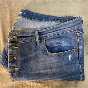 Old Navy ankle jeans, 16